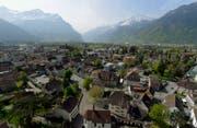 Blick auf die Gemeinde Altdorf (Bild: Keystone / Urs Flüeler)