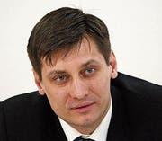 Dmitri Gudkow könnte Oppositionsstar Nawalny gefährlich werden – und Putin. (Bild: Getty)