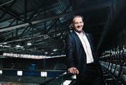Lobt die EVZ-Ausländer: Sportchef Reto Kläy. Bild: Stefan Kaiser
