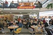 Migros-Restaurants gehören zu den beliebtesten in der Schweiz. (Bild: Alessandro Della Bella/Keystone (Wallisellen, 24. Februar 2009))