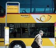 Die Postauto AG hat während Jahren 78 Millionen Franken zu viel an Subventionen bezogen. (Bild: Urs Bucher)