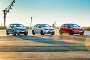 Geniesst bei der spanischen Volkswagen-Tochter Seat eine grosse Tradition und steht für die Schweizer Kundschaft bereit: der Seat Ibiza Cupra.Bild Werk