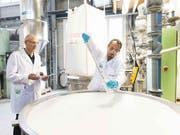 Zuwachs für die Chemiesparte von CPH: Die Luzerner Industriegruppe übernimmt die chinesischen Firma Jiangsu Alsio Technology. (Bild: CPH)
