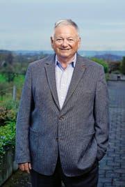 Der Verwaltungsratspräsident von Hapimag, Giatgen Fontana. (Bild Stefan Kaiser)