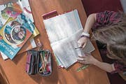 Krienser Primarschüler erhalten ab nächstem Schuljahr keine klassischen Hausaufgaben mehr. (Bild: Pius Amrein (Schwyz, 20. Oktober 2016))