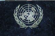 Die UNO-Versammlung ist Gegenstand der Analyse von Pierre Simonitsch. (Symbolbild Keystone)