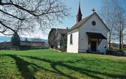 Erhält eine Rundumerneuerung: die Dorfkapelle in Altwis.Bild: Bild Nadia Schärli (13. März 2017)
