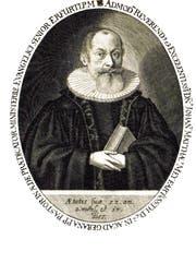 Johann Matthäus Meyfart (1590–1642). (Bild:)