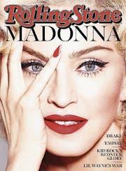 Auch Madonna hatte die Ehre. (Bild: PD)