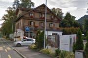 Das Gasthaus Schweizerheim in Ebikon. (Bild: Google Maps)