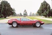 Der Monteverdi 450 GTS 1973. (Bild: PD)