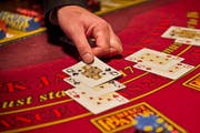 Glücksspiel soll im Casino Pfäffikon auch an Weihnachten möglich sein (Symbolbild). (Bild: Neue LZ / Archiv)