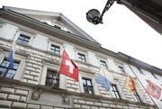 Regierungsgebäude des Kantons Luzern: Hier laufen alle Wahlresultate zusammen. (Archivbild LZ)