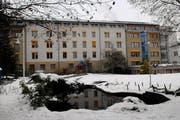 Das Kantonsspital Obwalden. (Bild Robert Hess/Neue OZ)