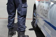 Symbolbild Zuger Polizei. (Bild: Zuger Polizei)