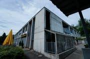 Das Ausbildungszentrum Schönau in Cham soll saniert und erweitert werden. (Bild: Stefan Kaiser / Neue ZZ)