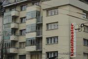 Das Gebäude am Bundesplatz, wo die Abteilung Vollzug und Bewährung beheimatet ist. (Bild Boris Bürgisser/Neue LZ)