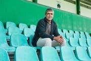 «Die Breitensportabteilung würde im Kleinfeld bleiben», so Werner Baumgartner, Präsident SC Kriens. (Bild: Dominik Wunderli / Neue LZ)