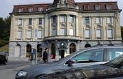 Die Hauptpost in Zug.(Werner Schelbert/Neue ZZ)