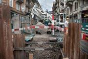 Sanierung Hirschmatt-Quartier in Luzern (Symbolbild) (Bild: Boris Bürgisser (17.04.2015, Luzern))