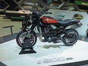 Kawasaki Z900 RS. (Bild: Daniel Huber)