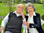 Heute leben die beiden 91-Jährigen in Altbüron. (Bild: PD)