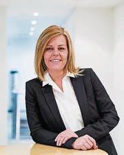 Gaby Syfrig, Stans, Sozialversicherungsfachfrau mit eidg. FA, Weibel, Hess & Partner AG, www.whp.ch (Bild: Martin Vogel,Luzern Switzerland)