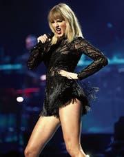 Von Taylor Swift erscheint am Freitag ein neues Album. (Bild: Kevin Winter/Getty)