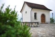 Die Totenkapelle in Buochs. (Bild Corinne Glanzmann)