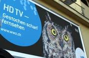 Digitales Fernshen wird immer beliebter - auch dank HDTV. (Bild: Archiv Christof Borner-Keller/Neue ZZ)