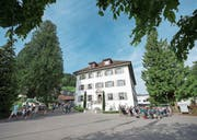 Der Campus der International School of Zug and Luzern in Walterswil. (Bild: PD)