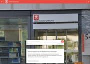 So präsentiert sich das neue Online-Verzeichnis des Staatsarchiv Nidwalden. (Bild: Screenshot Webseite)