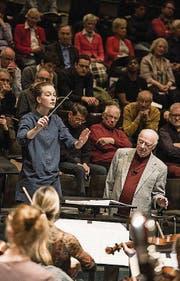 Bernard Haitink (2016). (Bild: LF)