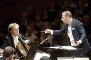 Staute die Energien bis zum Zerreissen: Yannik Nézet-Séguin dirigiert das Rotterdam Philharmonic Orchestra. (Bild: Lucerne Festival/Priska Ketterer)