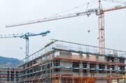 An der Eichwaldstrasse sollen Genossenschaftswohnungen entstehen. (Symbolbild LZ)