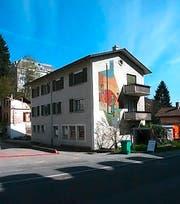 Das Gallati-Haus an der Bernstrasse 94 in Luzern. (Bild: Blindtext Blindtext)