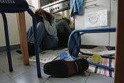 Der Grossteil der Opfer von häuslicher Gewalt sind noch immer Frauen. (Symbolbild: Esther Michel)
