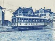 Die elektrifizierte Arth-Rigi-Bahn war bei ihrer Inbetriebnahme 1911 die weltweit erste ihrer Art. Sie ist heute noch im Einsatz. (Bilder Rigi-Bahnen AG)