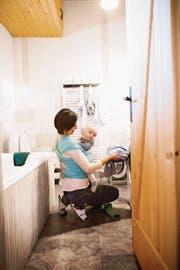 Mit der Initiative «Zahlbares Wohnen für alle» will die Luzerner SP insbesondere Familien unterstützen. (Bild: Getty)