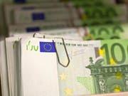 Euro-Noten (Archiv) (Bild: Keystone)