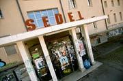 Das Musikzentrum Sedelo in Luzern – hier findet erstmals ein Open Air statt. (Bild: Archiv Neue LZ / Philipp Schmidli)