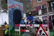 Hermann Wipfli hat als Bürgerschreiber auch mit den Bauarbeiten auf Alp Matten zu tun. (Bild Christoph Näpflin)