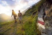 Der Schächentaler Höhenweg im Klausenpassgebiet gehört zu den schönsten Passlandschaften der Schweiz. Die Seilbahnfahrt bei Eggberge ist im Tell-Pass inbegriffen.