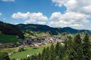 Escholzmatt-Marbach profitiert vom innerkantonalen Finanzausgleich und erhält nächstes Jahr 9,19 Millionen Franken. (Bild Nadia Schärli)