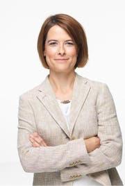 Petra Gössi will sich künftig voll auf ihre Aufgabe im Nationalrat konzentrieren. (Bild: PD)