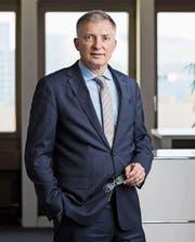 Markus Seiler tritt sein neues Amt am 1. Dezember an. (Bild: Alessandro della Valle/KEY (Bern, 7. April 2017))
