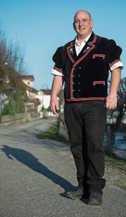 Kampfrichter Cerbo Giuseppe (40). (Bild: Boris Bürgisser (Zell, 17. März 2017))