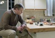 Paul Safranek (Matt Damon, links) verspricht sich vom Schrumpfen ein Leben im Überfluss. (Bild: PD/Paramount)