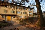 Die Heilpädagogische Schule in Emmen, welche vorzeitig geschlossen werden soll.