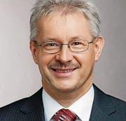 Kurt Schmid, Aargauer Gewerbeverbandspräsident, will die Expo in der Nordwestschweiz. (Bild: PD)